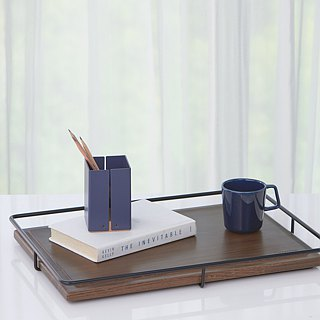 camino JOSE Rectangular Tray