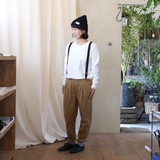 HUIS × yohaku plain cotton cut white · size 2