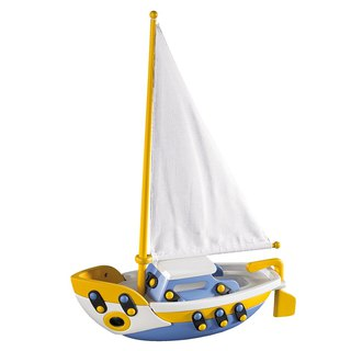 Micomic German exquisite craft toy - giant sail yacht