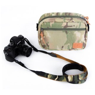 Camouflage fall in love with the photography summer waterproof camera bag camera bag combination offers Christmas gifts