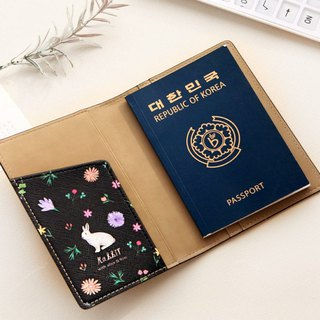 With you passport case_Rabbit