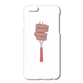 iPhone case / Temptation interferes the with dieting