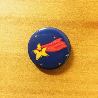 Darwa - Superman Meteor - Badge