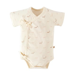 SISSO organic cotton SISSO SISSO soft cotton short sleeve jumpsuit 3M 6M