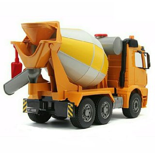AROCS licensed ready-mix truck