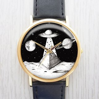 Moon Pyramid - Women's Watch / Men's Watch / Neutral Table / Accessories [Special U Design]