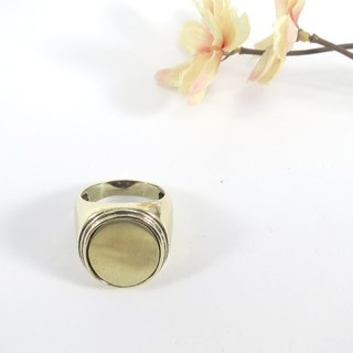 Round simple ring