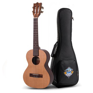 KYM-250CDR-T 26吋Ukuleli Sequoia veneer classical head series Ukulele