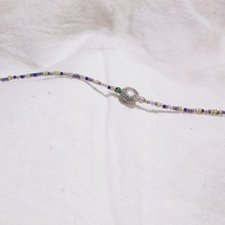 May be pufferfish 925 sterling silver ore beaded bracelet