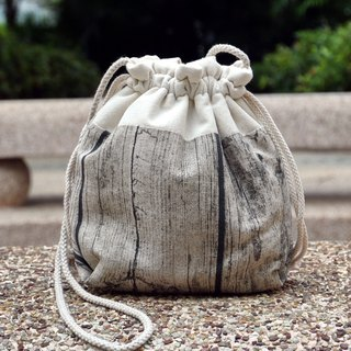 Silverbreeze ~ Three-in-one Shoulder/Shoulder/Hand Tote Bucket Bag (A39)