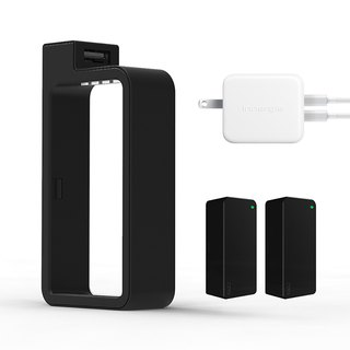 Goody Bag - Q-SWAP Portable Power 10400 Gift Box Edition + Innergie 24W Charger