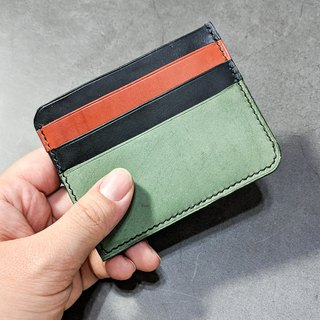Play Color - Leather Minimalist Card Holder