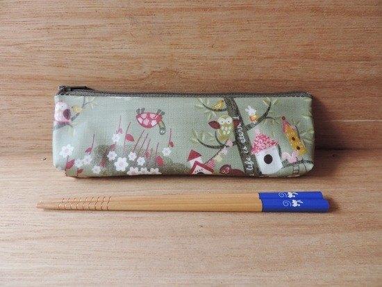 動物森林(防水布) ‧ 環保隨身筷套