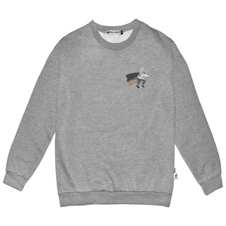 British Fashion Brand -Baker Street- Little Stamp:Harry Alpoter  Printed Sweater