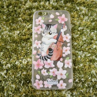 Home - Musical home cat case protective case Phone case F1Z02