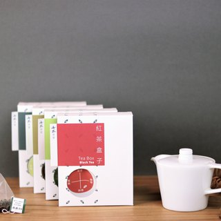 TeaBox// Black Tea(5 teabags)