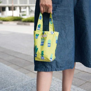 Small cactus fast storage waterproof drink bag