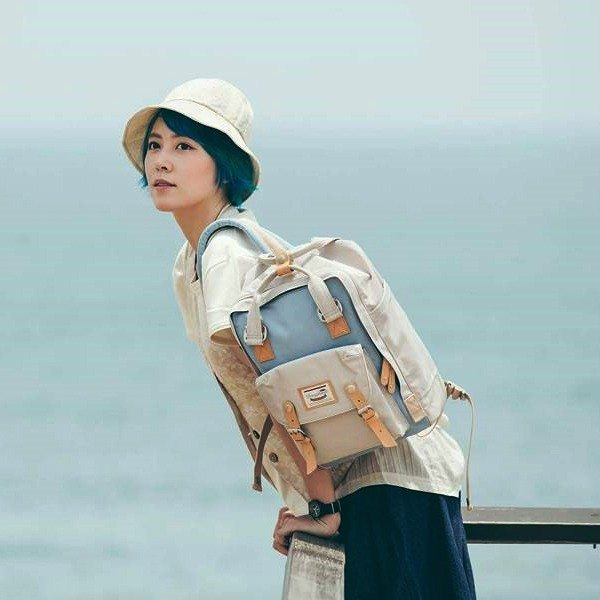 【Doughnut】 Water repacking Makkalon backpack - can Erxie