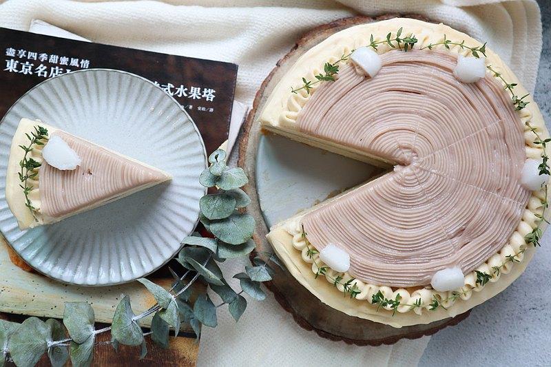 【母親節蛋糕】搭波芋泥波波千層-雙北地區可當日到貨