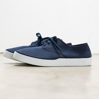 OLI13 Oxford OXFORD- Blue and White Canvas Shoes │ Men's and Women's Shoes