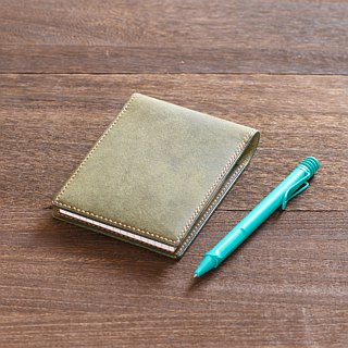 Rhodia No. 12 Leather cover color order