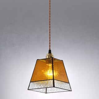 [Dust] years old ornaments vintage glass chandeliers PL-602