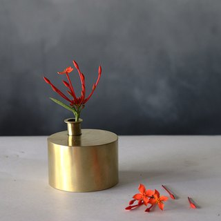 Brass Plant Holder #12