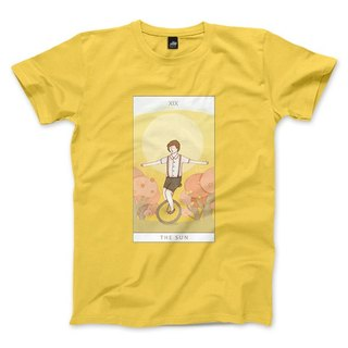 XIX | The Sun - Yellow - Unisex T-Shirt