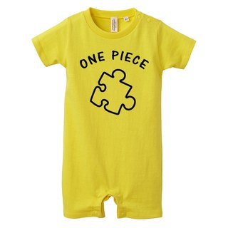 [Rompers] one-piece / puzzle