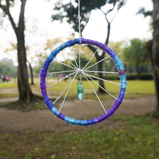 Handmade Dream catcher | Voilet