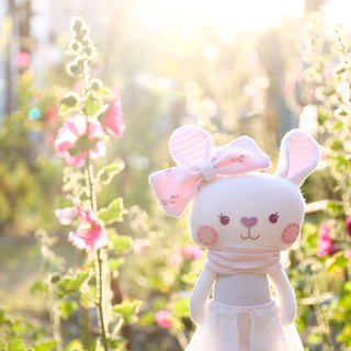 [Clothing commemorative doll] Bunny