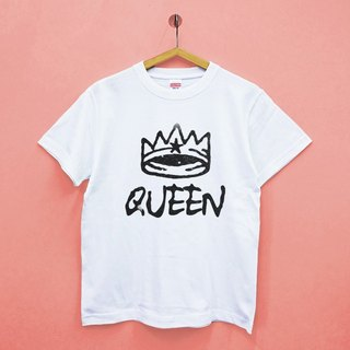 Queen Japan United Athle Cotton Soft Neutral T-Shirt