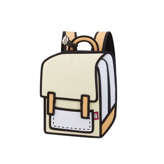 JumpFromPaper Junior Brown Rice Spaceman Backpack