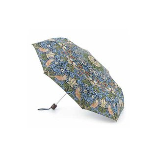 Morris & Co. England flower cloth printing umbrella L757_6S2333