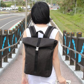 Candice Backpack(Height adjustable)(15.6'' Laptop OK)_Black-100453-00