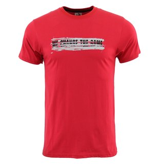 ✛ tools ✛ original logo shirt # red light :: :: :: breathable skin-friendly