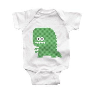 modern moose-dinasor-infant-bodysuit