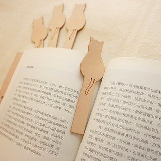 Cat bookmarks - original skin color