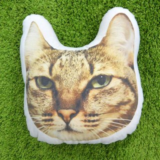 [Custom gift] pet pillow / human pillow / hand shape pillow _ dog cat with hold