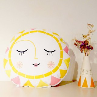 Petit Monkey, the Netherlands - healing smile sun pillow