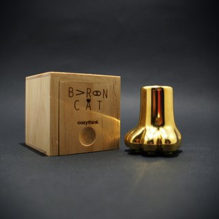 Baron Cat﹝Pen Stand & Sealing Wax Chapter﹞/【輝熠】/ Golden