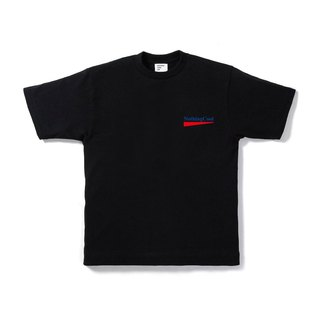 Limited Thick T-Shirt - BR Black
