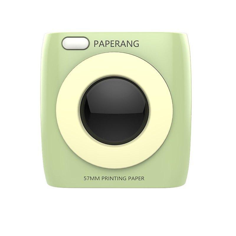 【情人節禮物】Paperang 二代P2 口袋列印小精靈-喵喵機-復古綠