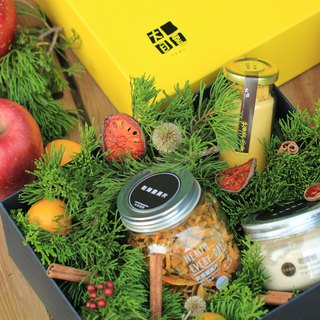 Mid-Autumn Festival Gift Box - Big Eye Classic Gift Box / Four Entering Group