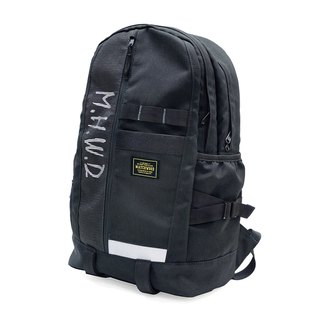 Matchwood Design Matchwood Alpha Backpack Backpack High storage function Best strap Damping system Black models