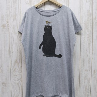 Battle Kuroneko One Piece Tee Robin (Heather Gray) / RPT 051 - GR