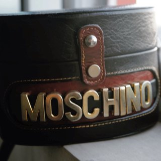 Moschino vintage crossbody bag