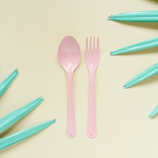 Flamingo Spoon♡Fork [Summer Collection]