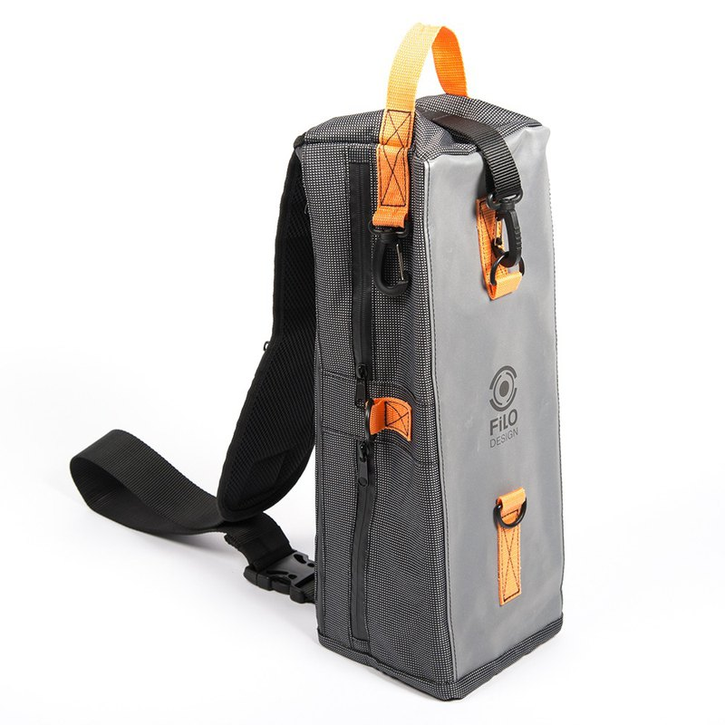 Silver-light lone pack Reflective strip hiking package