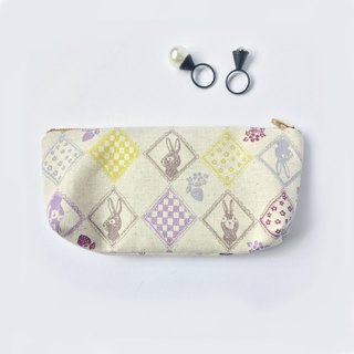 Pencil Case Cute Rabbit